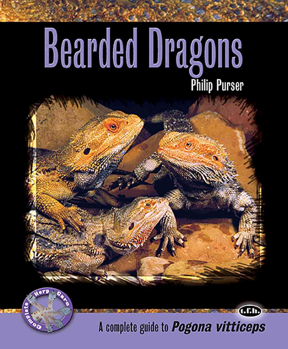 Bearded Dragons By Purser, Philip